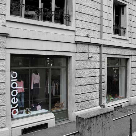 Ateapic Lausanne Terreaux