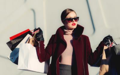 Shopping en février = danger