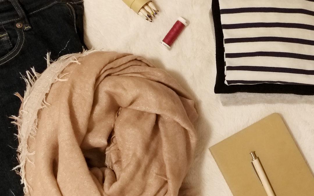 Lancement – Challenge ton dressing