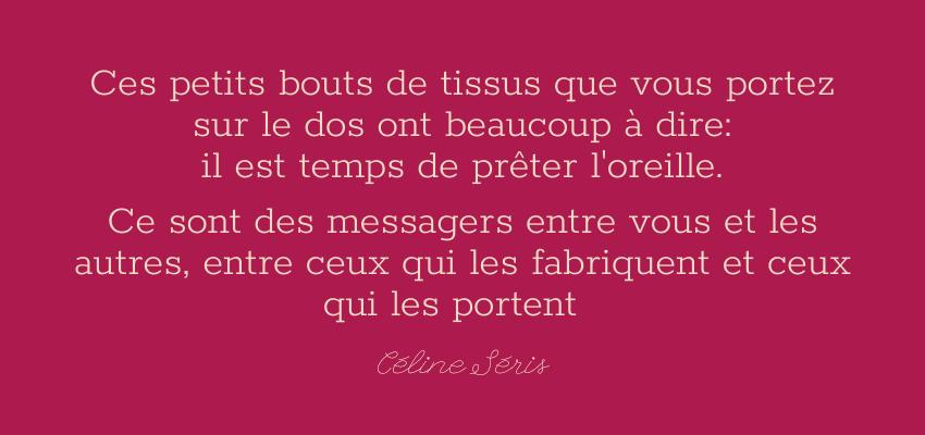 citation Céline Séris