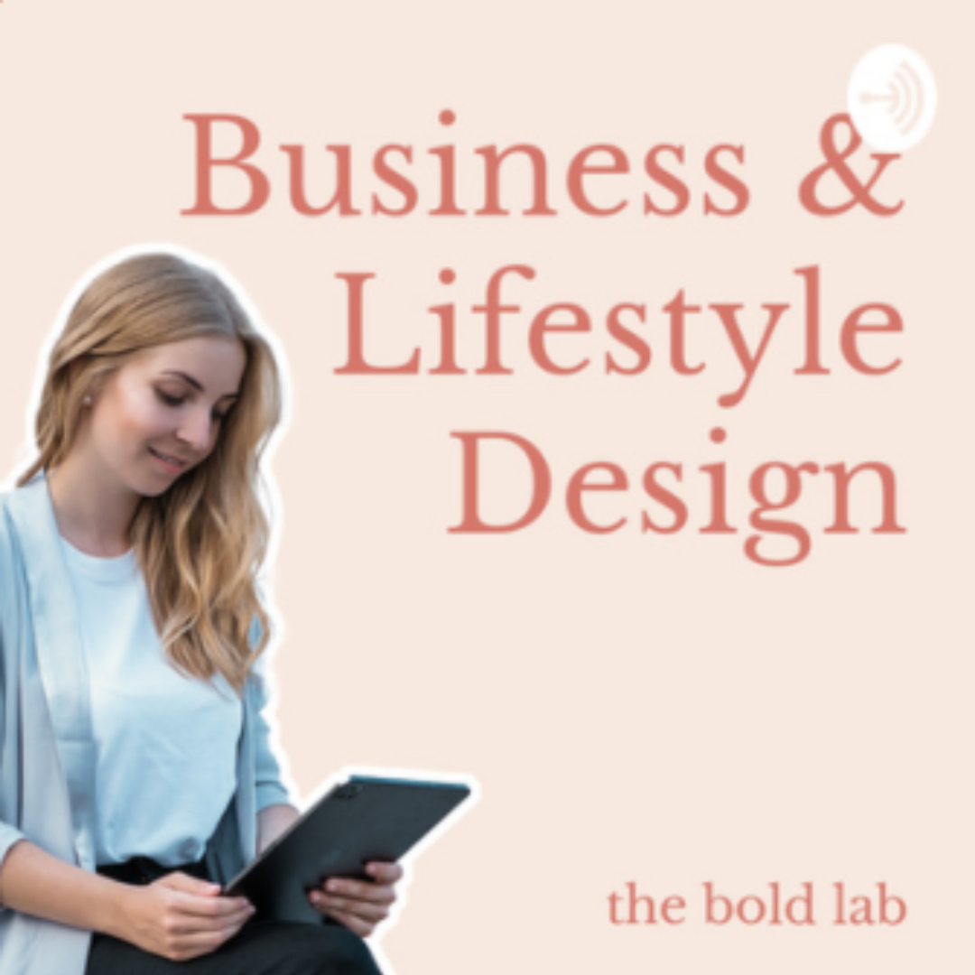 podcast the bold lab